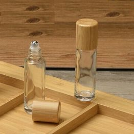 Perfume and Roller Glass bottles