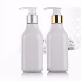 200ml white pump bottle