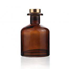 Amber diffuser bottle